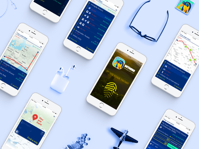 bethere app concept ui ux