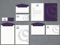 Al Qabida Stationery Design