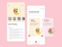 Recipe App - UI/UX Design