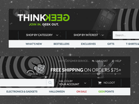 ThinkGeek X Twilight Zone