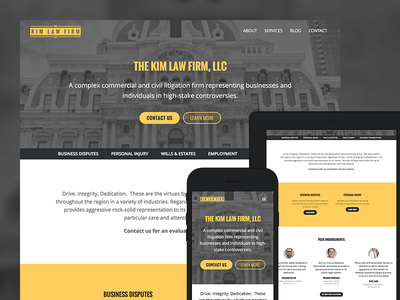 Law Firm Website minimal website flat clean law responsive law firm lawyer legal