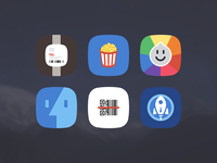 More Free Winterboard Theme Icons