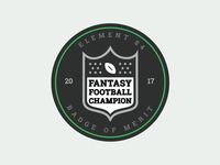 Fantasy Football Merit Badge