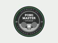 Ping Pong Master Merit Badge