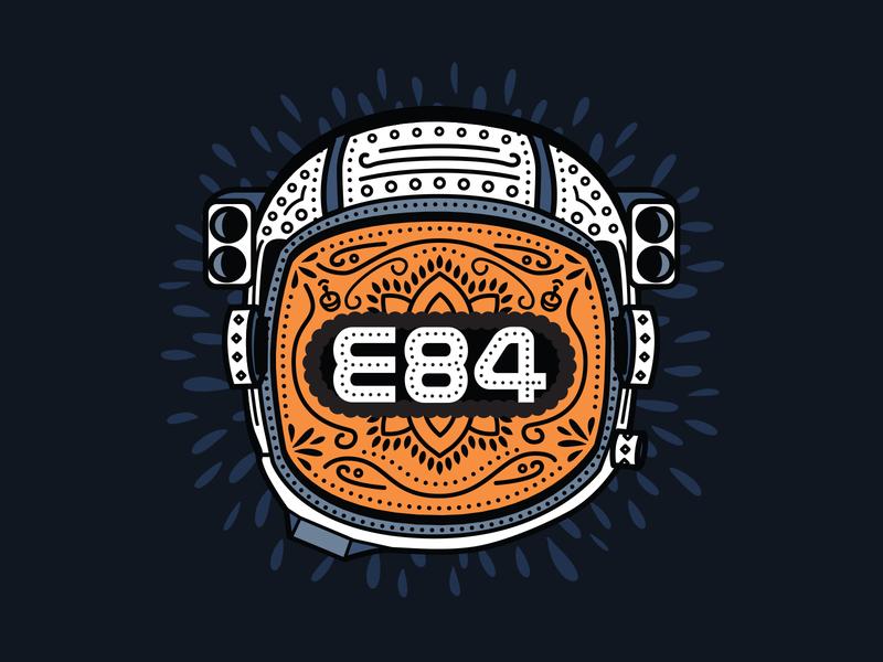 Dia de los E84 dia de los muertos dia de muertos halloween vector typography illustration design logo flat