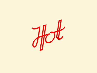 Hot Logotype