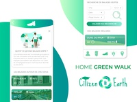 Home Green Walk Citizen Earth