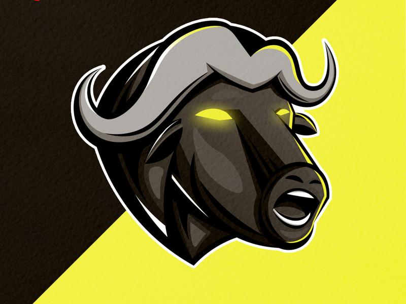 buffalo choco vintage skull flat tshirt design sketch design tshirt illustrator illustration buffalologo logobuffalo logoinspiration logo