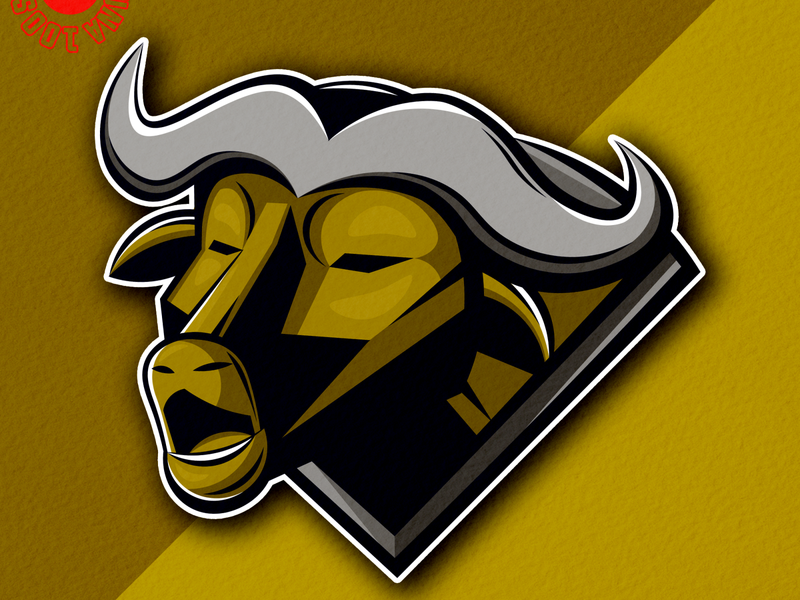 buffalo mascot logo buffalologo logoinspiration buffalo logo army vintage skull flat tshirt design sketch illustration design tshirt illustrator