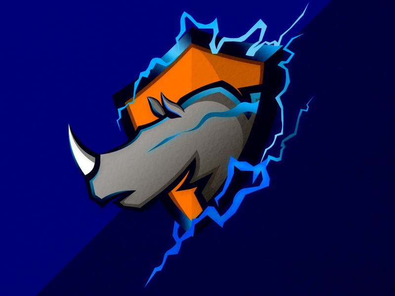 rhino mascot logo rhino logoinspiration branding logoforsale logotype logoillustration mascotlogo logomascot rhinologo logo army flat skull vintage tshirt design sketch illustration design tshirt illustrator