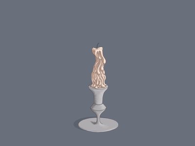 Dull Candle sketch cartoon character character design character after-effects design motion inspiration gif cartoon after effect motiongraphics motion design fire candle aftereffects 2danimation loop animation illustration