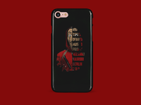 Phone case - La Casa De Papel