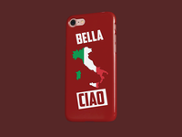 Bella Ciao - phone case