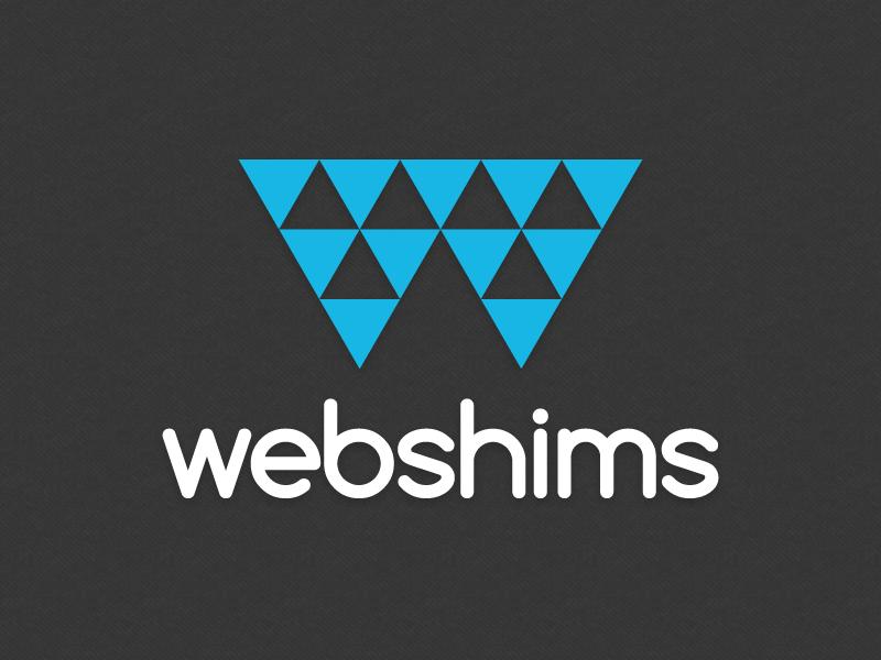 webshims logo logo brand plugin jquery polyfill