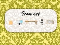 Daily UI # 55 - Icon Set