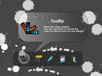 Daily UI #87 - Tooltip