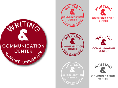 Writing & Communication Center Rebrand Concept