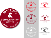 Writing & Communication Center Rebrand Concept