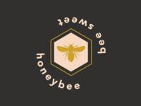honeybee logo – instagram 3x3 challenge