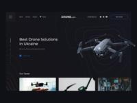 Drone.ua Redesign Concept