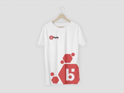 """Company logo """"byte"""""""