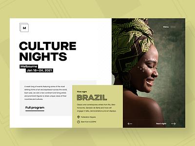 Just for fun #2 design web homepage concept design webdesign website ui ux