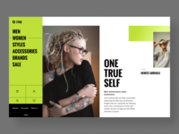 Just for fun #3 website design webdesign web concept design ux ui
