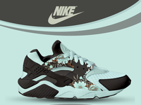 Nike Huarache Concept Design
