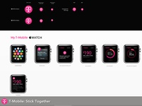 T-Mobile Apple Watch App