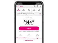 T-Mobile New Digital Bill