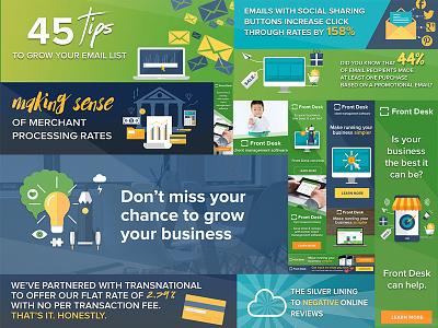 Front Desk Marketing pike 13 ads saas banner ads marketing frontdesk