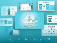Vacanta Presentation Template
