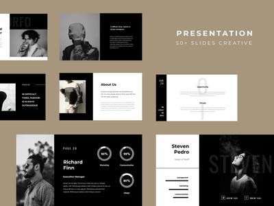 Irfo Presentation Template