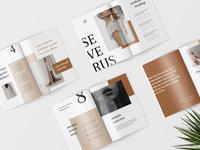 Severus – Workbook Planner Template