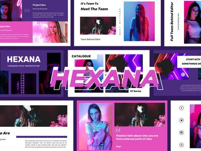 Hexana – Powerpoint Presentation