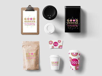 bop Coffee Pack