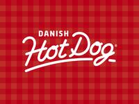 Danish Hotdog logo