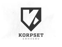 Korpset logo