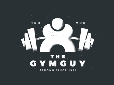 The GYMGUY logo