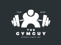 The GYMGUY logo