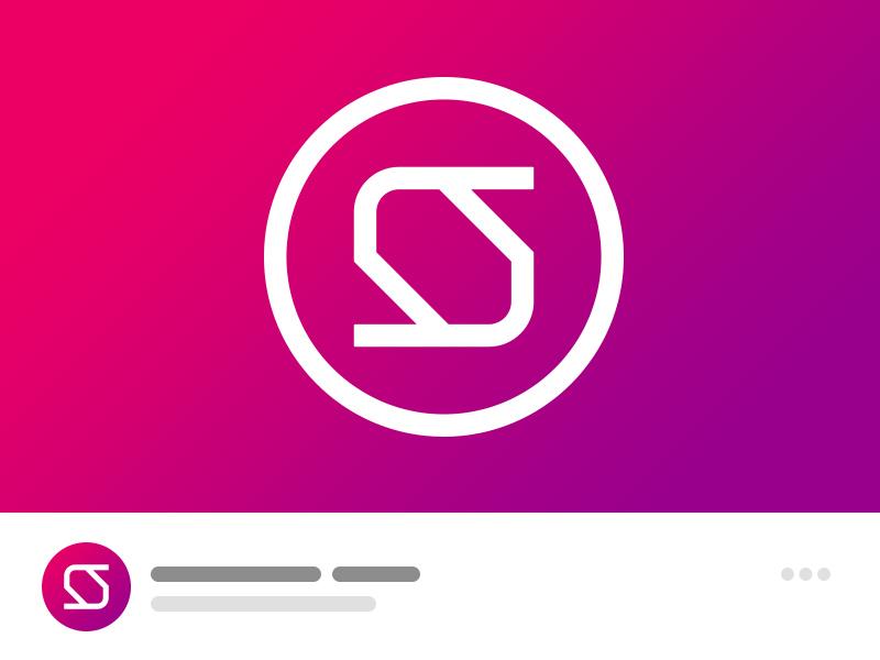 My new logo illustrator skerdil stroke icons icon s logodesign