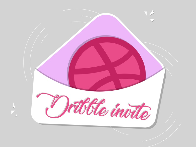 Dribble invite - Give away