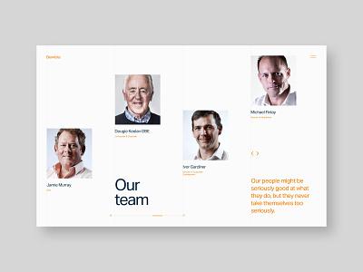 Web Design grid minimalistic website minimalistic design clean desin