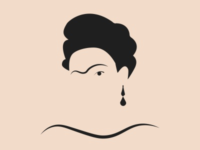 Art Club - Frida digital illustration digitalart drawing frida kahlo vector illustrator vector illustrations vector illustration art illustrations illustrator