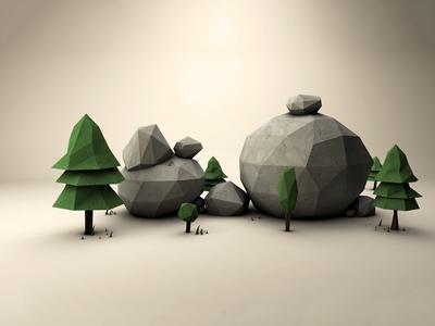 3D Nature Adventure