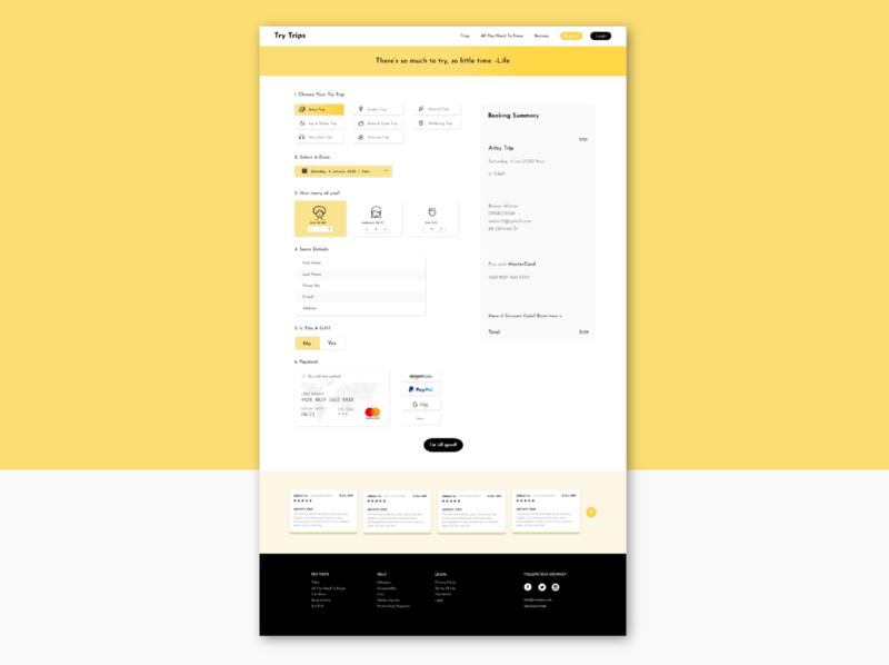 Booking Confirmation Page booking app ui booking sketch ux designer app app apps application ux design