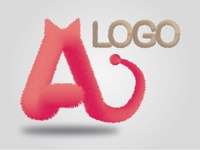 A Fur Logo Design