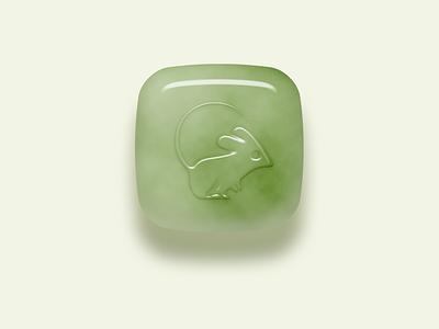Jade Icon Of Chinese Zodiac icon