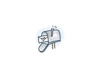 Mailbox Illustration