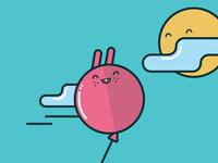 Bunniballoon